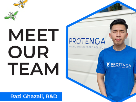 Meet our Team: Dr Razi Ghazali