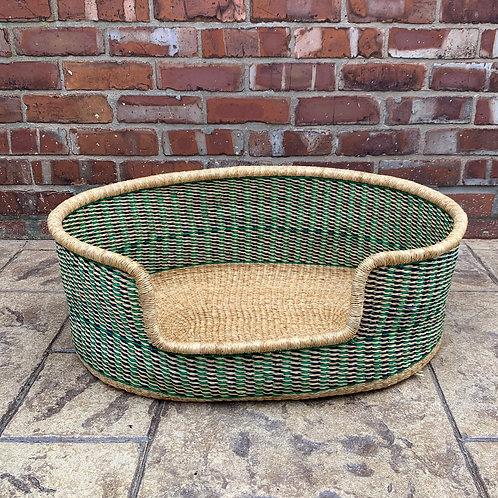 KINTAMPO Woven Dog basket
