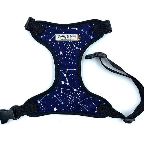Zodiac Print  Dog Harness