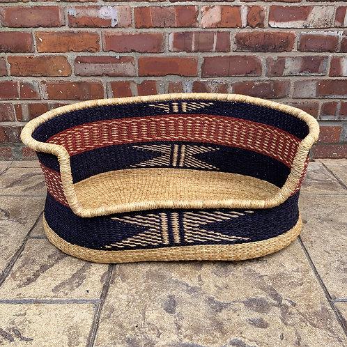 TAMALE Woven Dog basket