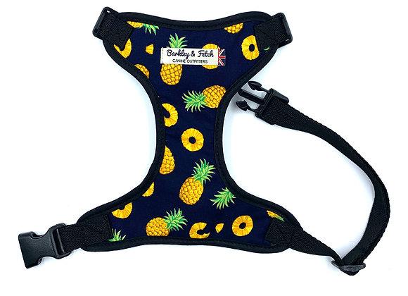 Pineapple Print  Dog Harness
