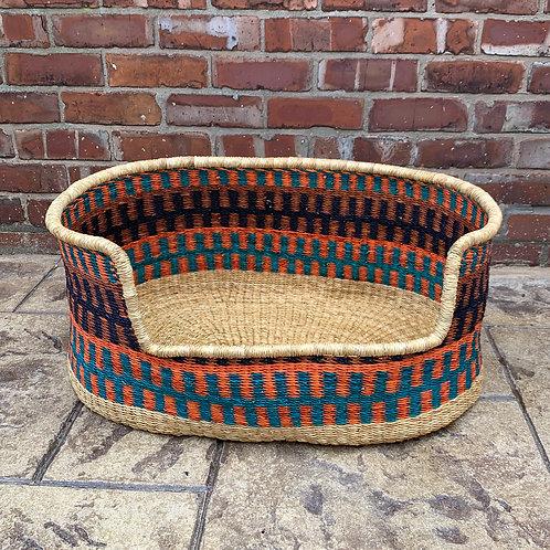 NABOGO Woven Dog basket