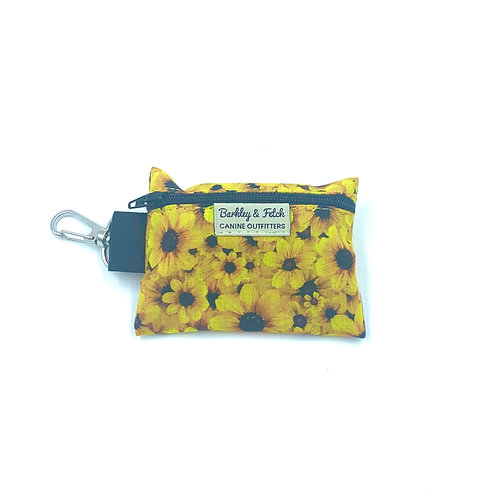 Buttercup Print Poo Bag Holder