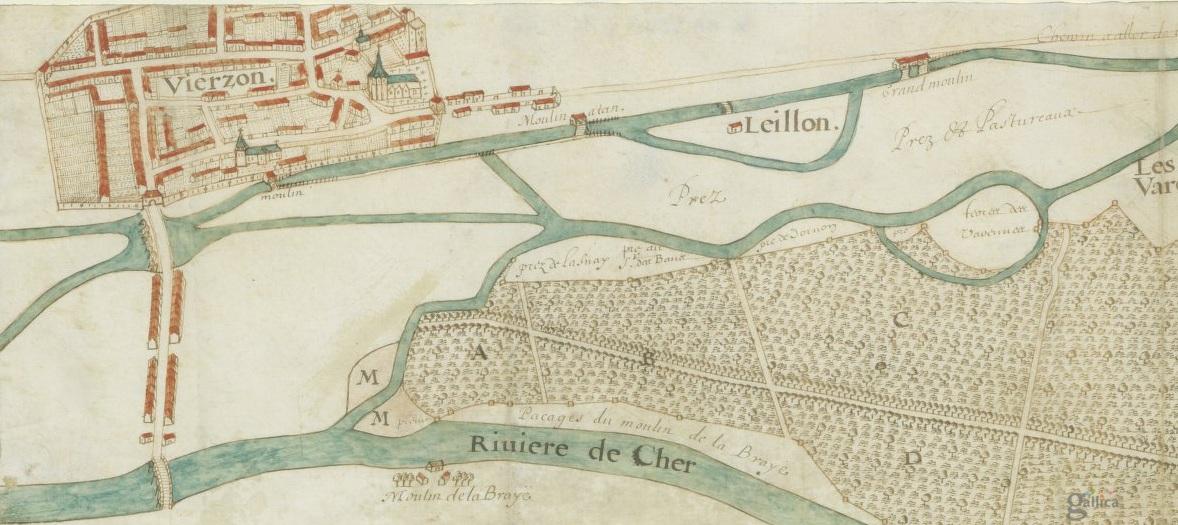 Jean Fleury 1672 Vierzon