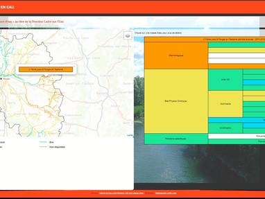 Cartographie interactive du SAGE Yèvre-Auron