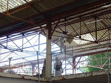 Démarrage d'un chantier de restauration à Saint-Martin d'Auxigny