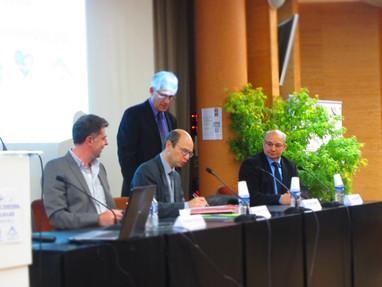 Signature du Contrat Territorial du Bassin de l'Yèvre 2016 - 2020