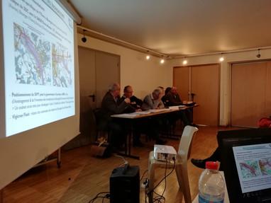 Conseil Syndical du 19 février