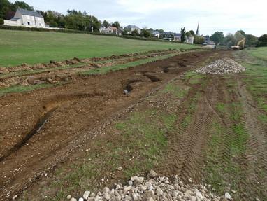 Poursuite des travaux de restauration du ruisseau de St-Palais