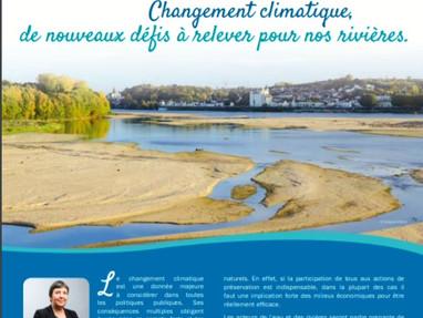 Le SIVY s'affiche sur le thème du changement climatique