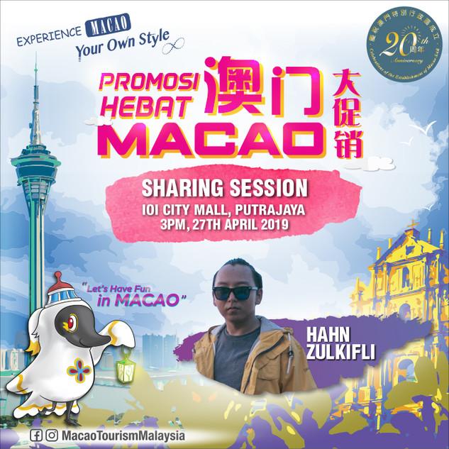 Macao_IOI City Mall_Putrajaya Promosi He