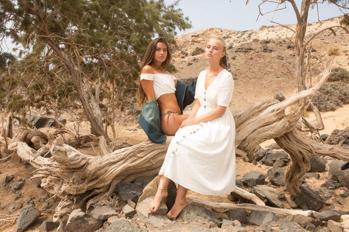 Model: Noomi Bonken & Maria Santiago Hernandez