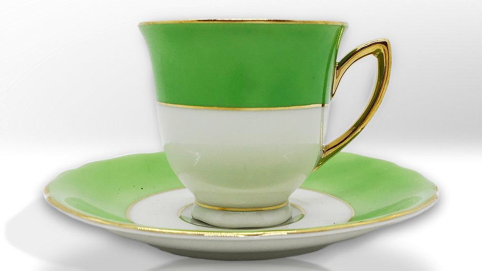 Çekoslovakya Dönem Kahve Fincanı