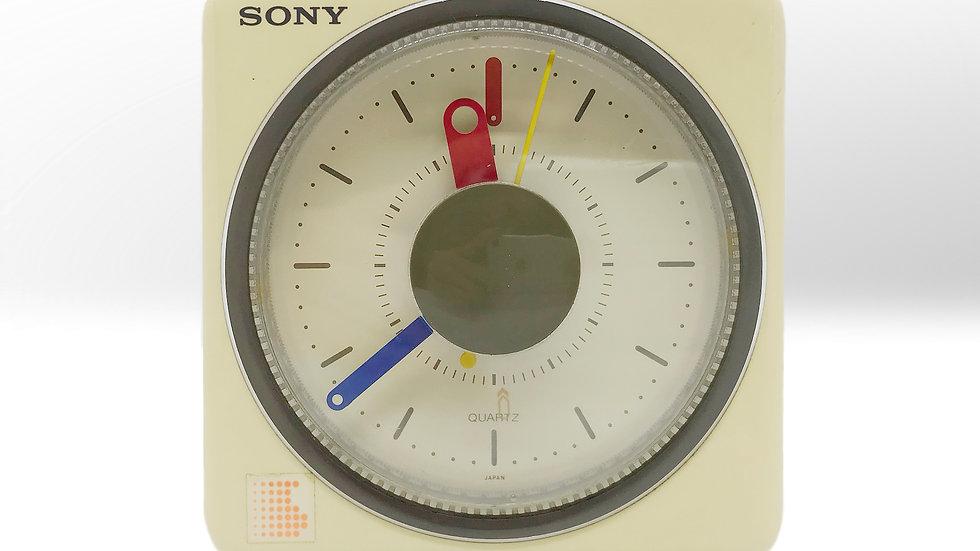 Sony Saat/Radyo (Çalışıyor)