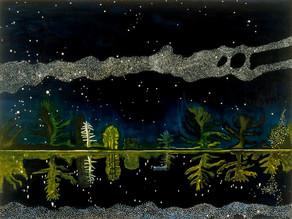 La Voie Lactée de Peter Doig