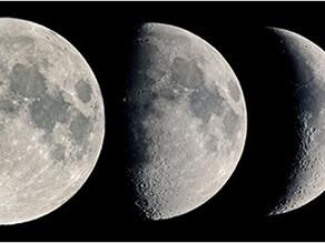 Pourquoi la Lune change de forme ?