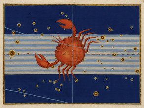 Histoire des constellations : le Cancer