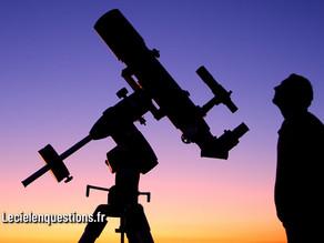 5 conseils avant d'acheter un télescope