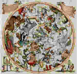 Le Firmamentum Sobiescianum d'Hevelius