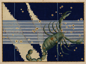 Aux origines des constellations : le Scorpion