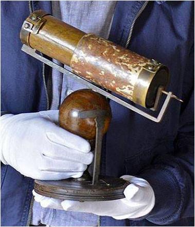 Le télescope mis au point par Newton