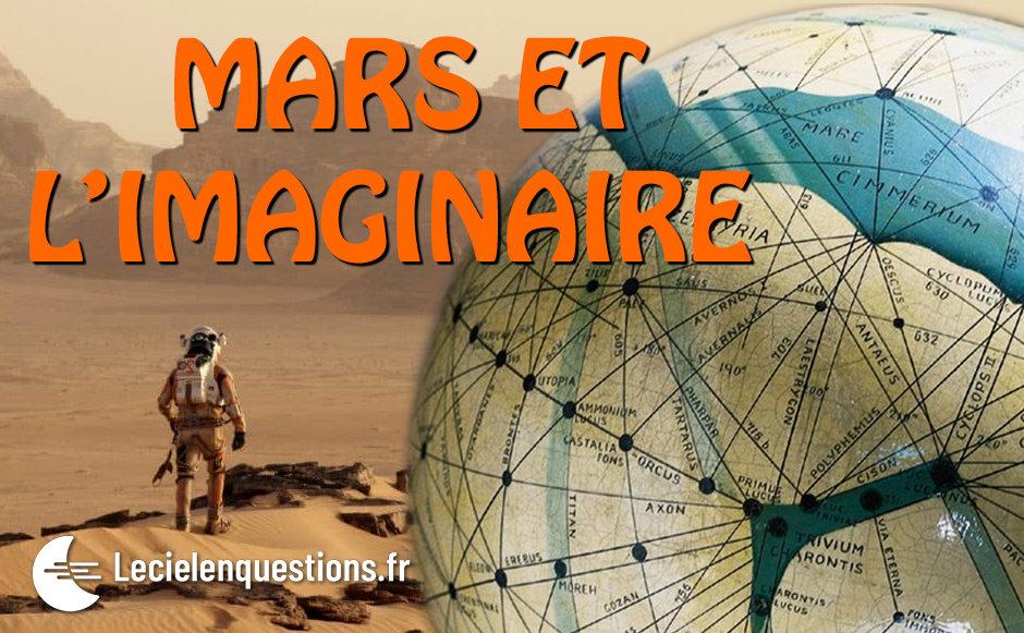 Mars dans l'imaginaire collectif