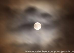 La Lune a-t-elle une influence sur la météo ?