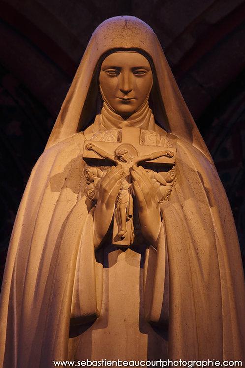 Statue deSainte-Thérèse