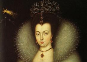 Pourquoi une comète apparait-elle sur le portrait d'Arabella Stuart ?