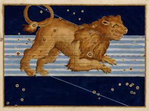Aux origines des constellations : le Lion