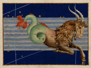 Aux origines des constellations : le Capricorne