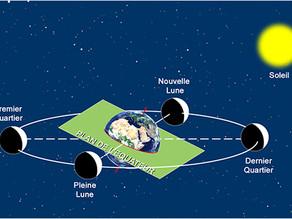 Lune montante ou lune croissante : quelle différence ?