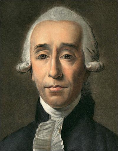 Portrait de Jean-Sylvain Bailly, astronome et premiere maire de Paris