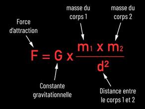 Qu'est ce que la gravité ?