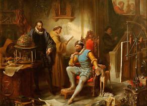 Tycho Brahe (1546-1601) Biographie