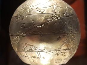 Le globe Kugel, la plus ancienne sphère céleste de l'Antiquité