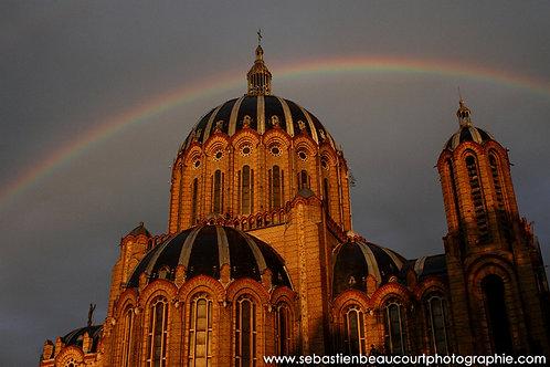 Basilique Sainte-Clotilde, Reims