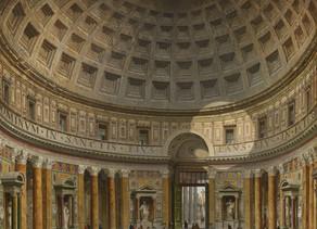Le Panthéon d'Hadrien est-il une représentation de la sphère céleste ?