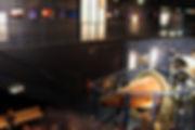 Exposition Paysages célestes en Champagne, photographies de Sébastien Beaucourt, présentée au Musée de l'Air et de l'Espace, Paris le Bourget
