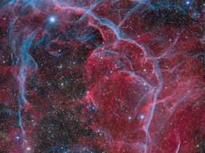 Évolution des étoiles massives