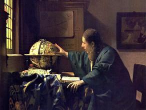 L'Astronome de Johannes Vermeer