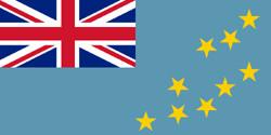 Drapeau des Tuvalu