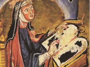 Le cosmos mystique d'Hildegarde de Bingen