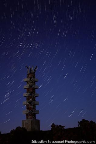 Filé d'étoiles et Sculpture Pages