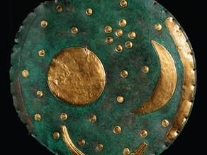 Disque de Nebra, la plus ancienne représentation du ciel