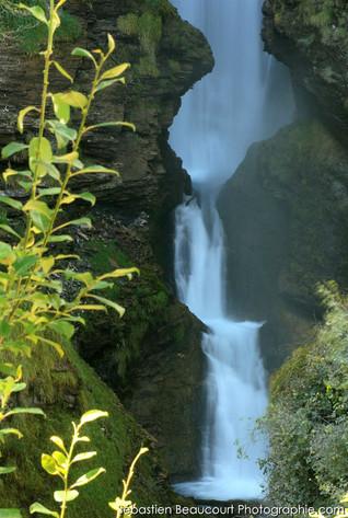Cascade de Chedde