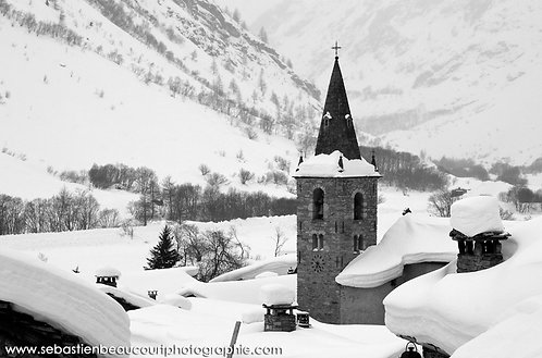 Village de Bonneval-sur-Arc