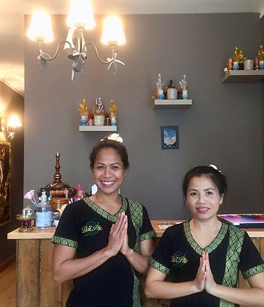 Bai Pho salon massage meudon