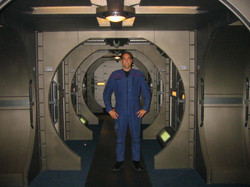 In the corridors of the NX-01.