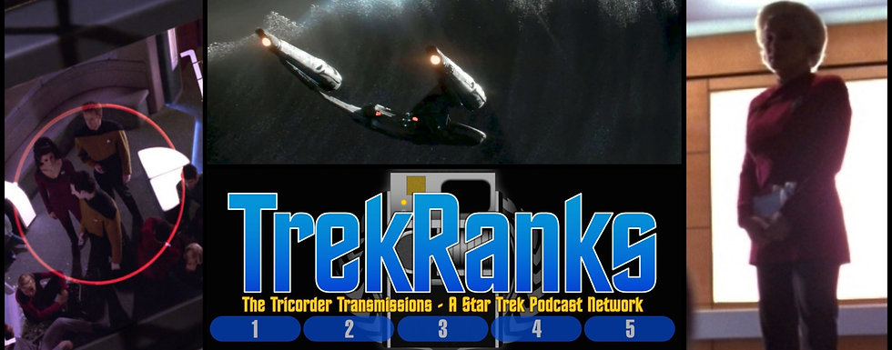 TrekRanks Podcast